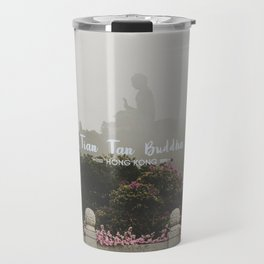 Hong Kong Tian Tan Buddha Travel Mug