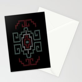 Tribal Indian Pattern Stationery Cards