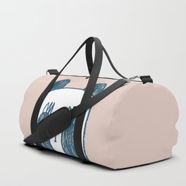 No peeking panda Duffle Bag