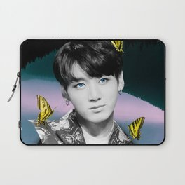 Jungkook Laptop Sleeve