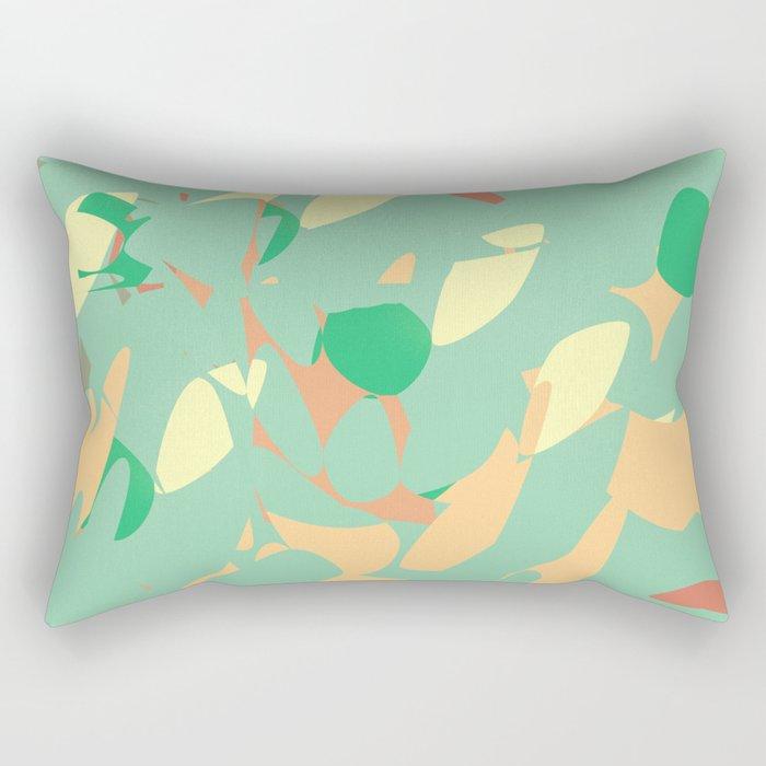 Copy and Paste VI Rectangular Pillow