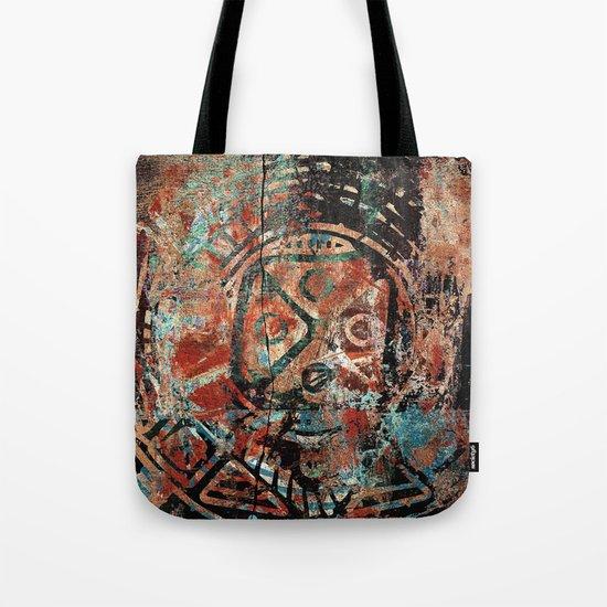 Mandala Pré-Colombiana Tote Bag