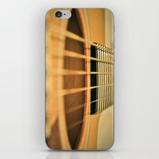 Taylor Acoustic iPhone & iPod Skin