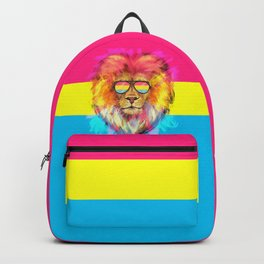 The Pan Lion Pride Backpack