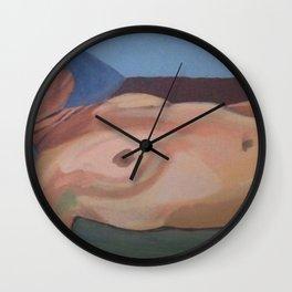 Body Launguage Wall Clock