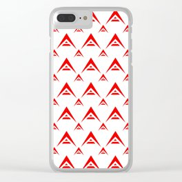 Ark - Beautiful Crypto Fashion Art (Medium) Clear iPhone Case