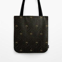Honeycomb Home Tote Bag