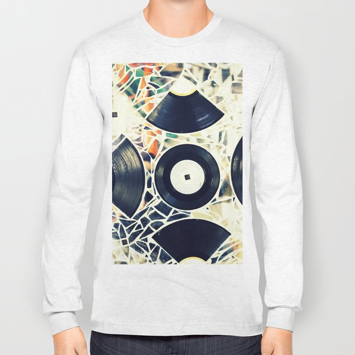 Missing Pieces Long Sleeve T-shirt
