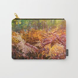 Autumn fern Carry-All Pouch