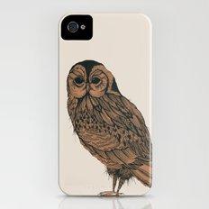 Heaton Owl iPhone (4, 4s) Slim Case