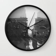 fashion quay Wall Clock