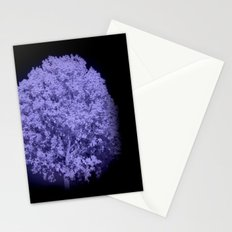 poplar infrared photography Stationery Cards