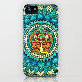 Lord Ganesha iPhone Case