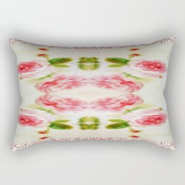 ROSAS Rectangular Pillow