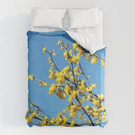 boom boom bloom Duvet Cover