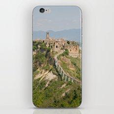 Verso la città che muore iPhone Skin