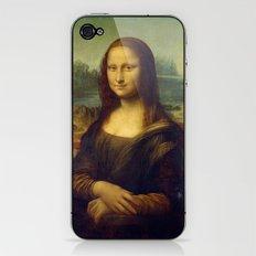 Mona Lisa by Leonardo da Vinci iPhone & iPod Skin