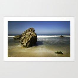 Untitled Beach no.3 Art Print