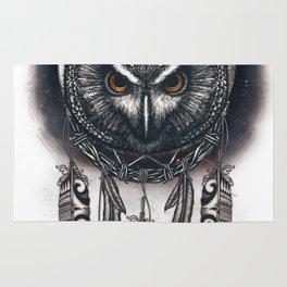 Dreamcatcher Owl Rug