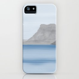 Rock of Gibraltar iPhone Case