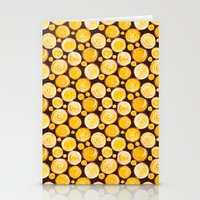 kansas Stationery Cards featuring Kansas Pattern by Timone