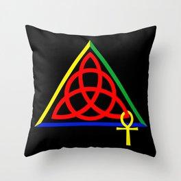 Cabot Kent Hermetic Temple Sigil Throw Pillow