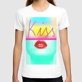 Lipstick Kiss T-shirt