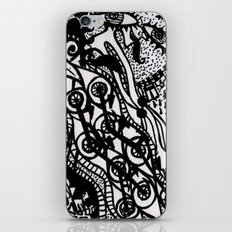 The City Never Sleeps iPhone & iPod Skin
