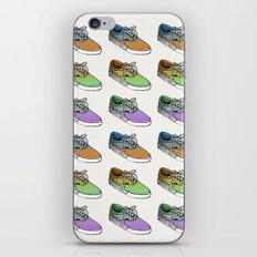Sneakers II iPhone & iPod Skin