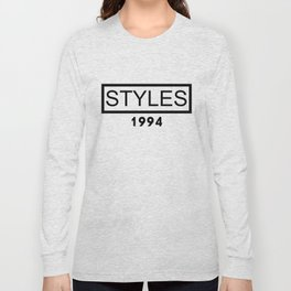 STYLES 1994 Long Sleeve T-shirt