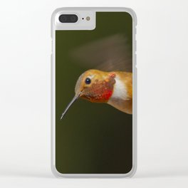 Rufous Clear iPhone Case