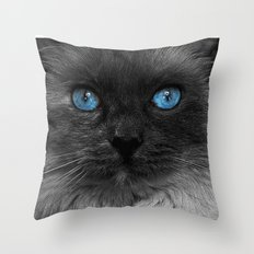 CATTURE Throw Pillow