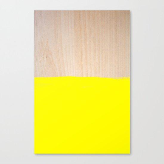 Sorbet V Canvas Print