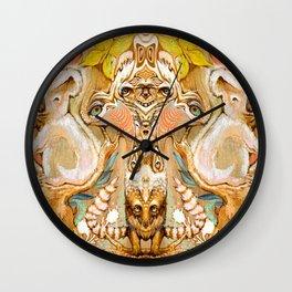 Koala Tamer Wall Clock