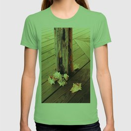 Belizean Shells T-shirt