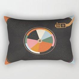 Your Permanent Record Rectangular Pillow