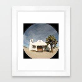 Sanctuary Adventist Church Framed Art Print