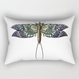 Carboniferous Giant Rectangular Pillow