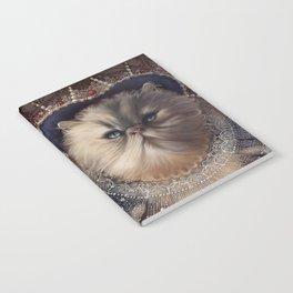 Cat Queen Notebook