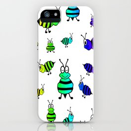 Buzz Off iPhone Case