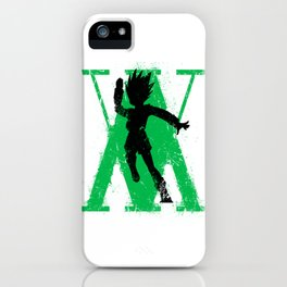 Hunter x Hunter Gon Freecss iPhone Case
