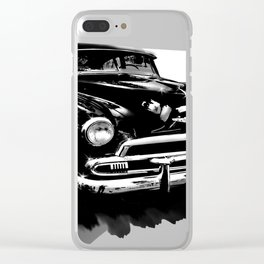Back to the 50's Clear iPhone Case