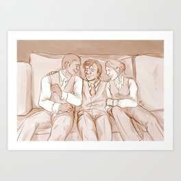Good Mornin' to You Art Print