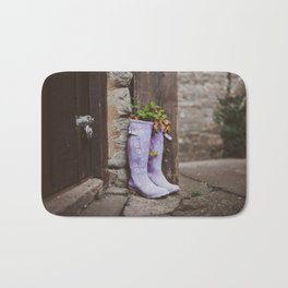 Recycle your boots! Bath Mat
