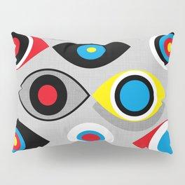 Eye on the Target Pillow Sham