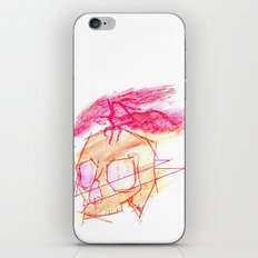 Boneshuck iPhone & iPod Skin