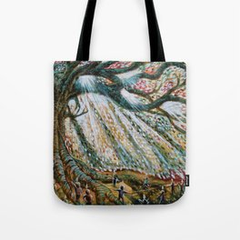 The Children's Tree Of Life #1 Tote Bag