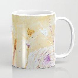 A Little Kiss | Un petit bec Coffee Mug
