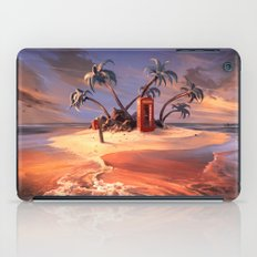 In the event of sinking iPad Case