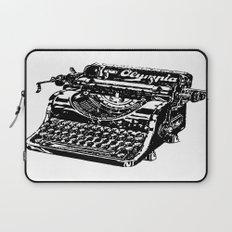 Old Typewriter Laptop Sleeve